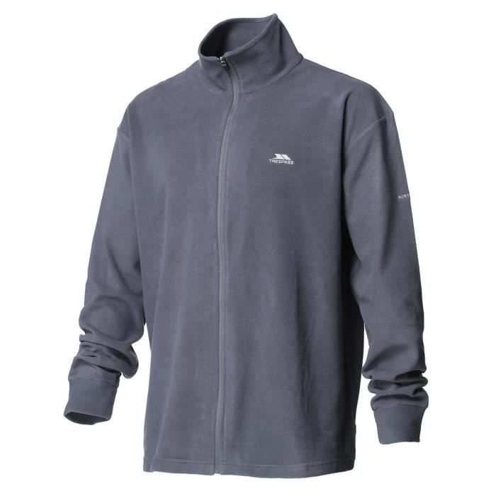 TRESPASS Microplaire Ant AT100 - Homme - Gris