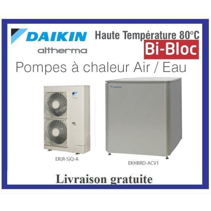 Pompes A Chaleur Daikin Altherma Bi Bloc Haute Achat Vente