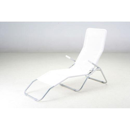 Transat chaise longue siesta achat vente pas cher for Chaise longue siesta