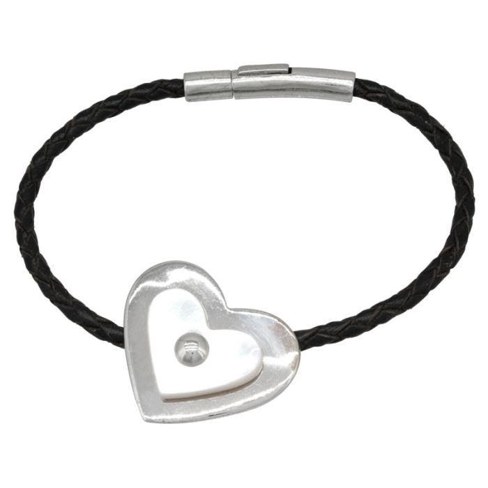 Bracelet H. Gringoire 112LNA Argent