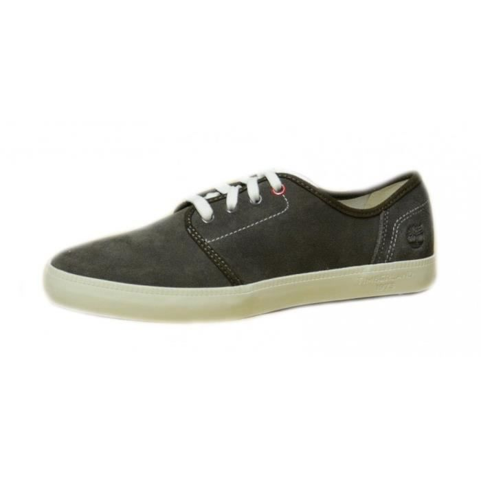 Timberland Newport Bay Suede plaine Toe Oxford Chaussures UAZS9 Taille-42