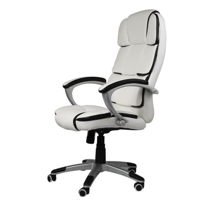 Fauteuil Bureau De Chair Racing Style Outad Gamer Gaming Chaise FlcJTK1