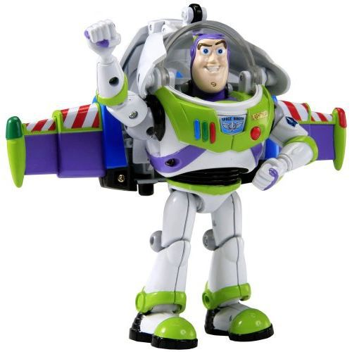 toy story figurine transformers buzz l 39 clair achat. Black Bedroom Furniture Sets. Home Design Ideas