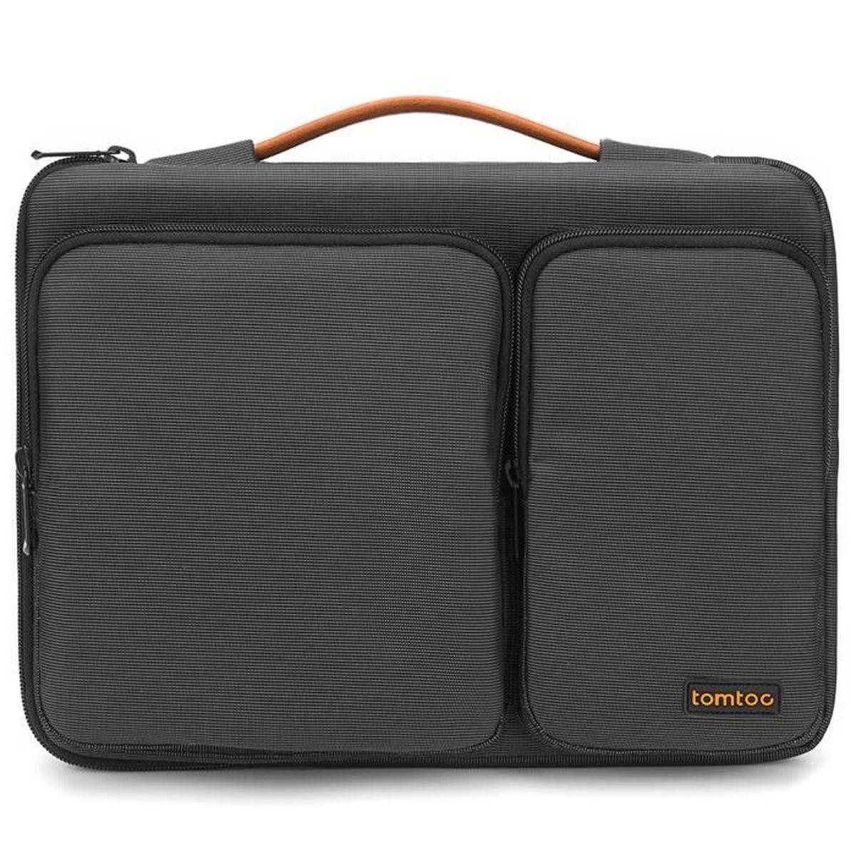 tomtoc sacoche ordinateur portable 15.6 pouces - prix pas cher