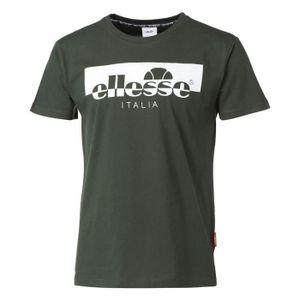 T-SHIRT MAILLOT DE SPORT ELLESSE T-shirt Manches courtes Gustave 3 - Homme