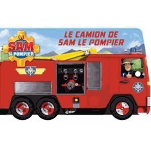 Camion de pompier de collection achat vente jeux et - Sam le camion de pompier ...