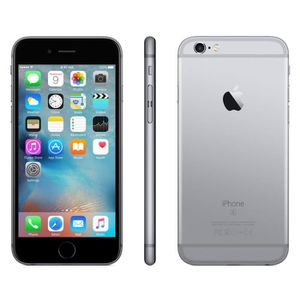SMARTPHONE RECOND. Apple iPhone 6S Gris Sidéral 16Gb (Reconditionné)