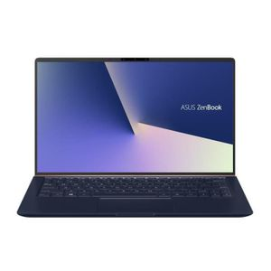 ORDINATEUR PORTABLE ZenBook UX333FA-A4011T 0,000000 Noir