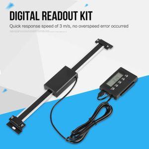 MAGNETOSCOPE NUMERIQUE AIZHIYUAN 0-200mm DRO LCD Digital Readout à distan