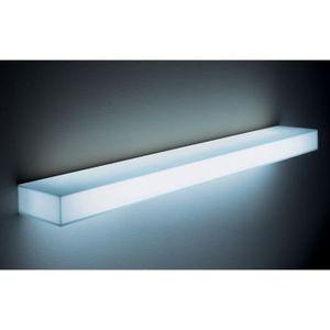 ETAGÈRE MURALE etagère lumineuse en verre effet de lumière etagèr