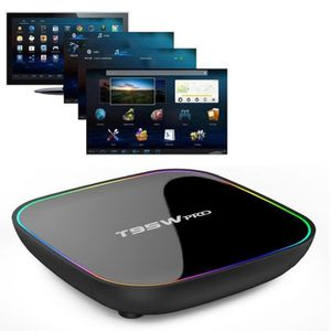 PACK ACCESSOIRES S912 Android 6.0 TV Box Octa Core 2 Go DDR3 + 16 G