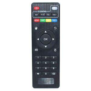 TÉLÉCOMMANDE TV NOVA Haute Qualité Noir IR Télécommande Pour Andro