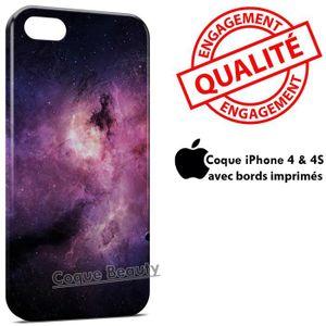 COQUE - BUMPER Coque iPhone 4 & 4S Galaxy 3
