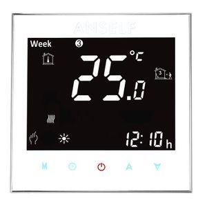 THERMOSTAT D'AMBIANCE Thermostat régulateur de température ambiante hebd