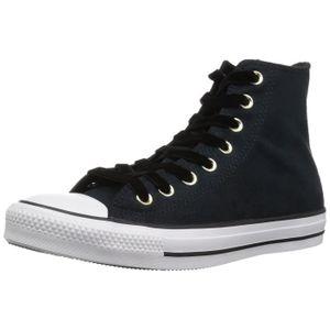 BASKET CONVERSE CTAS Femmes Salut Noir - blanc Sneaker S2