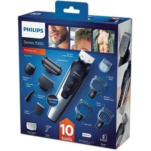 RASOIR ÉLECTRIQUE Philips MultiGroom Kit de tondeuse à barbe résista
