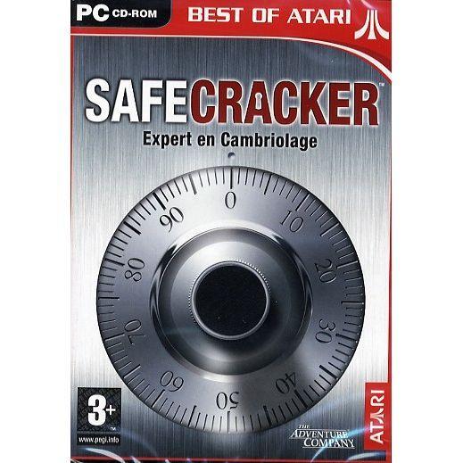 SAFECRACKER EXPERT EN CAMBRIOLAGE PC