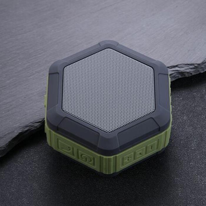 Thanksgi® Portable Sans Fil Super Bass Stéréo Bluetooth Haut-parleur Pour Smartphone Tablet Pc_1878