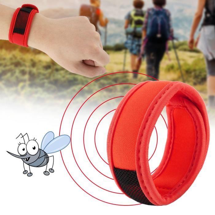 ANTI-MOUSTIQUE Boyou Bracelets anti-moustiques, bandes anti-insec