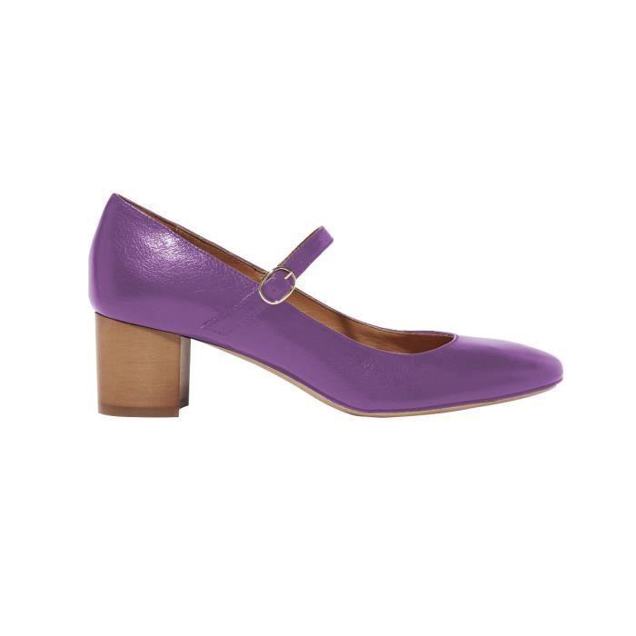 Et Nancy Avec Ronds Violettes Jayjii Ballerines Bouts Jelly P0AqZ6wP
