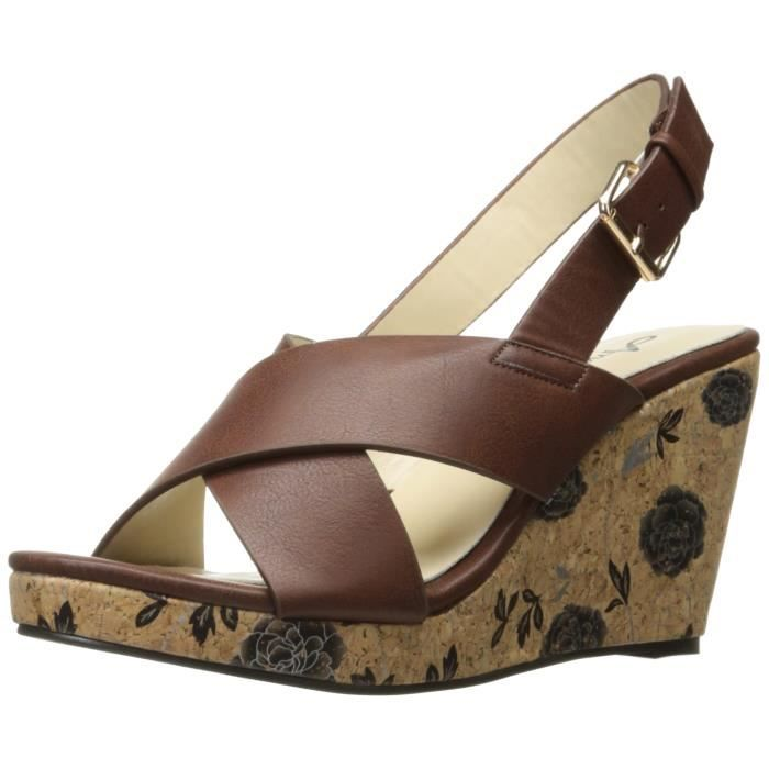 Chaussures femme Hypo disque W Espadrille Wedge Sandal Y2RGE Taille-39