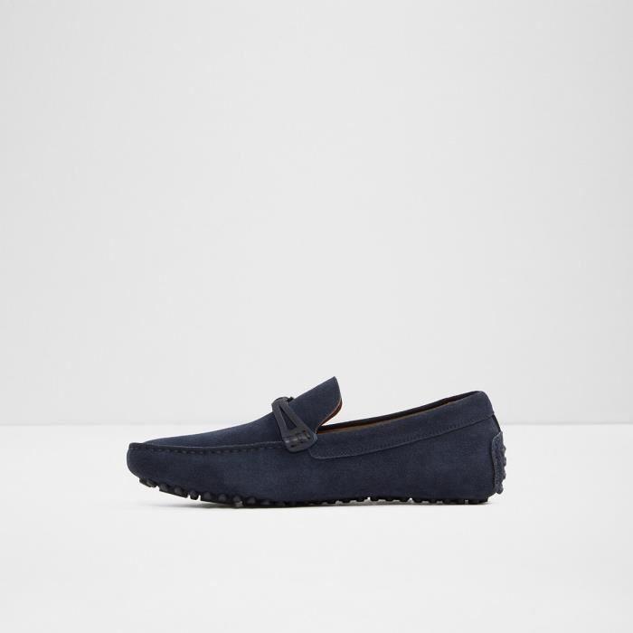 personnalisé style top grande remise de 2019 Hommes Aldo yadone Chaussures Loafer Bleu - Achat / Vente ...