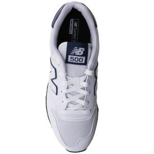chaussures homme new balance mc 896v2 d aluminium bleu