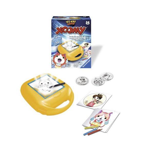 Yo Kai Watch Xoomy Atelier De Dessin Bd Achat Vente Jeu De