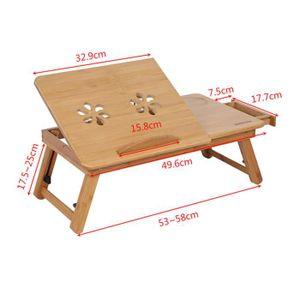 table de lit achat vente table de lit pas cher cdiscount. Black Bedroom Furniture Sets. Home Design Ideas
