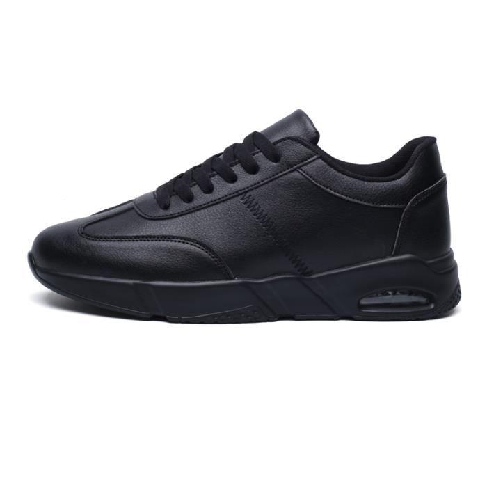 Maille Noir Basket de Chaussures Homme Homme Basket Respirante Course wH7p4FFq