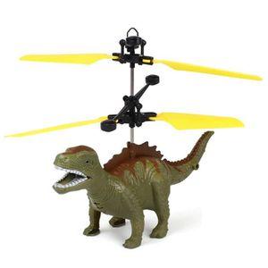 DRONE LED dinosaure volant à main Mini induction Suspens