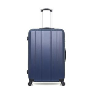 VALISE - BAGAGE Valise Grand Format ABS – Coque rigide – 75cm STRO