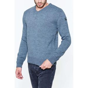 PULL Pull Schott Plreed1 Gris Chine Homme