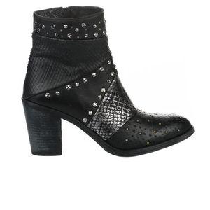 Boots femme - MIGLIO - Noir - 4008 - Millim zzXMkB0Wa5