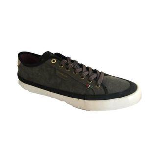Pantofola d'Oro Veneto Canvas Low 3510070 dark shadow gris 0EGvXAsxaq