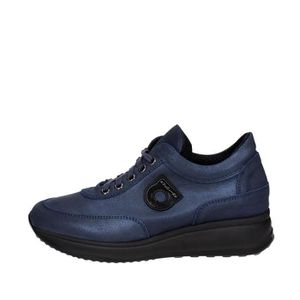 Agile By RucolinePetite Sneakers Femme Bleu, 39