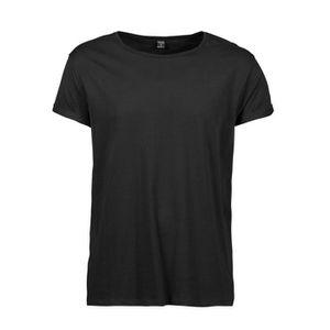 174d1087 T-shirt Col large homme - Achat / Vente T-shirt Col large Homme pas ...