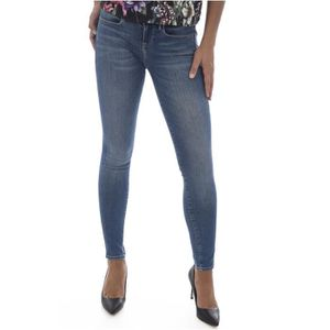 Guess jegging skinny taille basse blanc femme vêtements