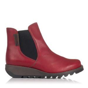 boots Bottine Vert SERRAJE JANA 25403 kaki Achat OLIVA 0wPnkO