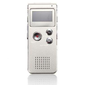 DICTAPHONE - MAGNETO. TEMPSA 8 Go USB Enregistreur Vocal Rechargeable Au