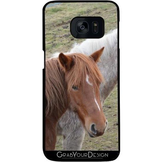 coque samsung galaxy s7 cheval