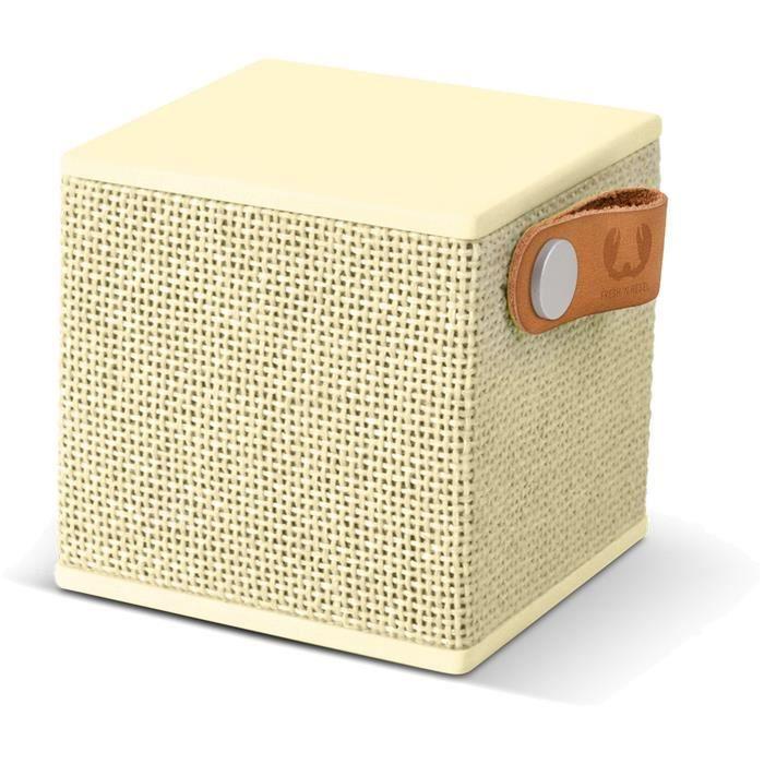 Enceinte Bluetooth - Autonomie : 8h - Bluetooth 4.0 - Port entrée audioENCEINTE NOMADE - HAUT-PARLEUR NOMADE - ENCEINTE PORTABLE - ENCEINTE MOBILE - ENCEINTE BLUETOOTH - HAUT-PARLEUR BLUETOOTH