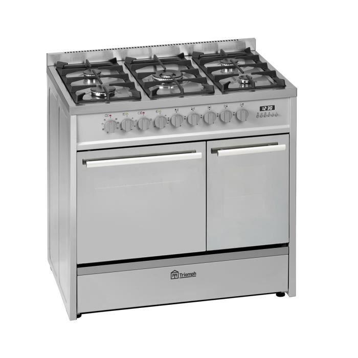 TRIOMPH TME906GDXA  cuisinière gaz