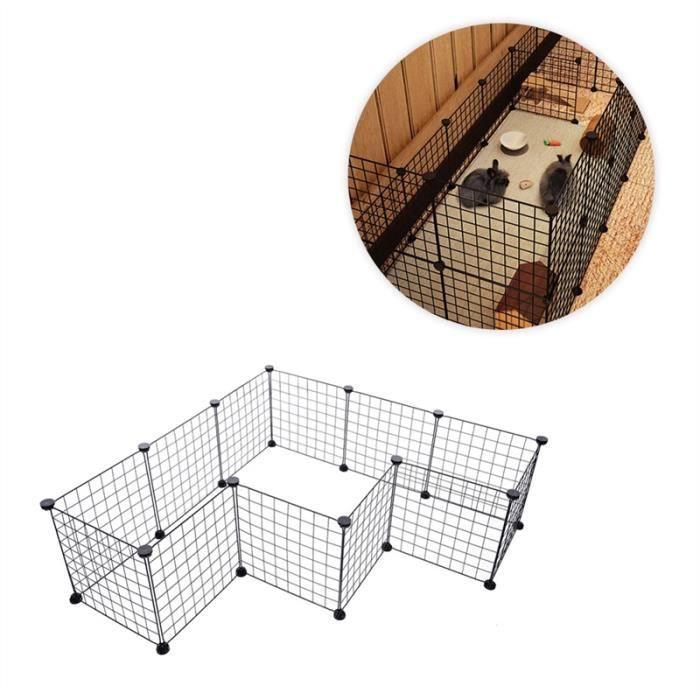 35x35 20 Pièces Maisons Pour Animaux De Compagnie Chien Caisse En Fer Pliante Cage À Métal Lapin Chat