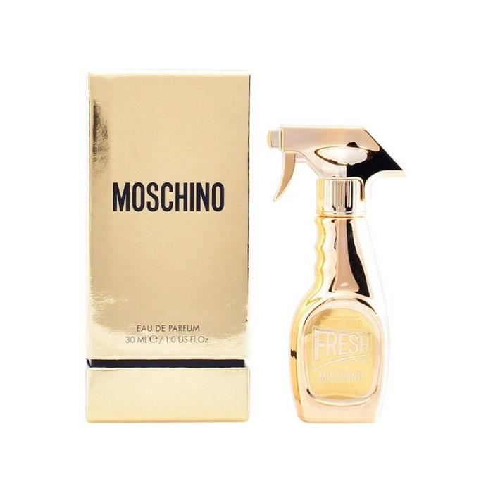 Ml Multicolore Femme Fresh Parfum Moschino Gold Edp Couture 30 b6vY7yfg
