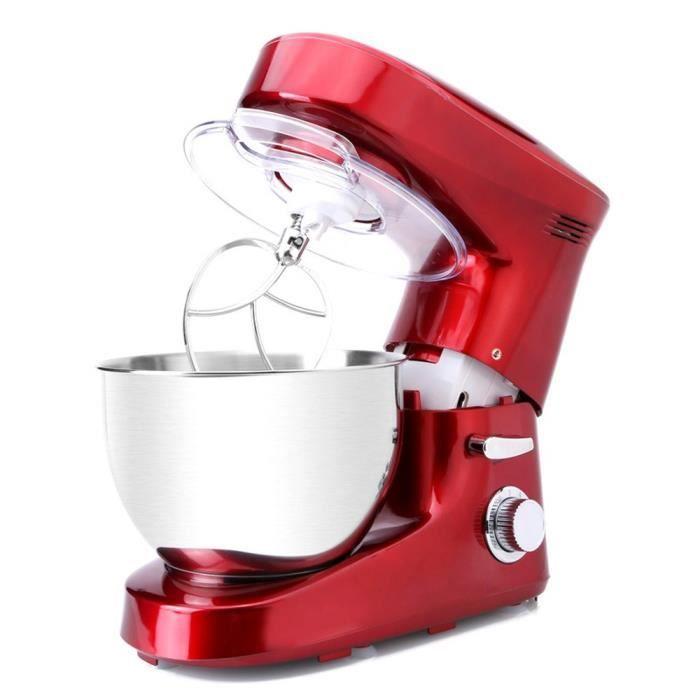 6l 1200w malaxeurs m langeur lectrique farine oeuf cuisine batteur milk shake stand mixer. Black Bedroom Furniture Sets. Home Design Ideas