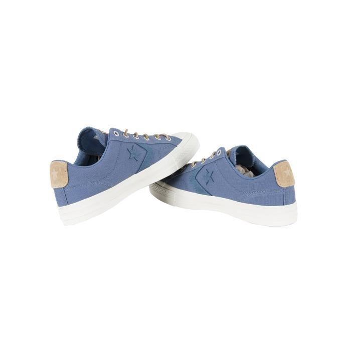 Star OX Converse Homme Converse Formateurs Formateurs Homme Player OX Bleu Player Star qFgRB