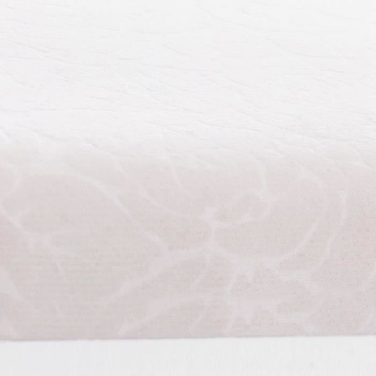Songmics Etagère Murale Flottante Blanc à Fixations Invisibles 40 X
