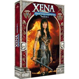 DVD SÉRIE DVD Xéna La guerrière, saison 1