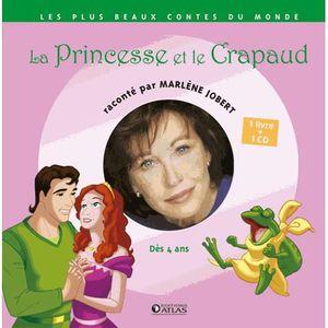 Livre 3-6 ANS La Princesse et le crapaud
